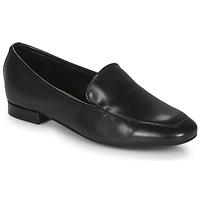 Zapatos Mujer Mocasín André JAELLE Negro