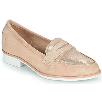 Zapatos Mujer Mocasín André EMERAUDINE Rosa
