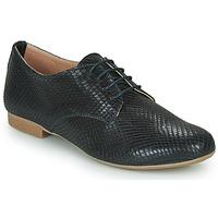 Zapatos Mujer Derbie André COMPLICITY Marino
