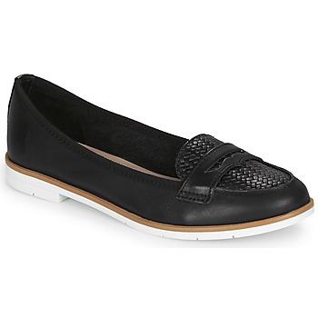 Zapatos Mujer Mocasín André JENESSA Negro