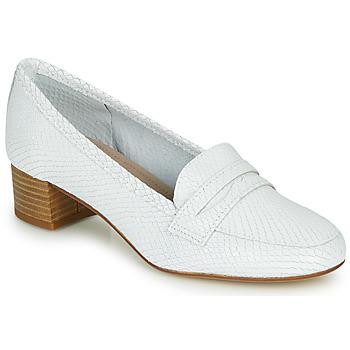 Zapatos Mujer Mocasín André MICHELLE Blanco