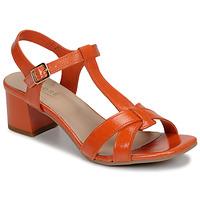 Zapatos Mujer Sandalias André JOSEPHINE Naranja