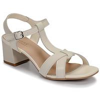 Zapatos Mujer Sandalias André JOSEPHINE Blanco