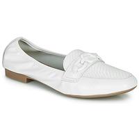Zapatos Mujer Mocasín André MAYRA Blanco