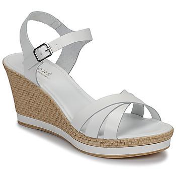 Zapatos Mujer Sandalias André MYRIAM Blanco
