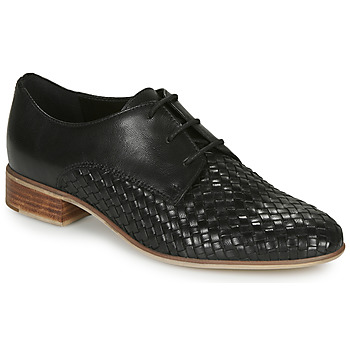 Zapatos Mujer Derbie André BESS Negro