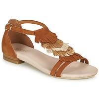 Zapatos Mujer Sandalias André BRIANA Camel