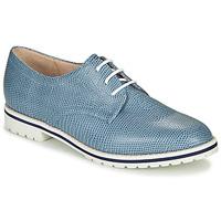 Zapatos Mujer Derbie André CICERON Azul