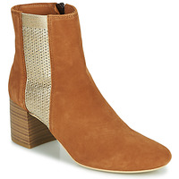 Zapatos Mujer Botines André BONNIE Camel