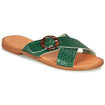 Zapatos Mujer Sandalias André BRAIDY Verde