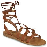 Zapatos Mujer Sandalias André BEA Camel