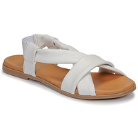 Zapatos Mujer Sandalias André BABACO Blanco