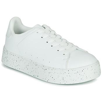 Zapatos Mujer Zapatillas bajas André HELGE Blanco