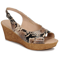 Zapatos Mujer Sandalias André DESTINEE Beige