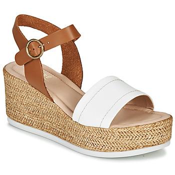 Zapatos Mujer Sandalias André BALADINA Blanco