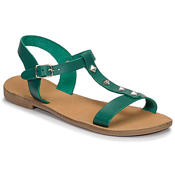 Zapatos Mujer Sandalias André DOMINOU Verde