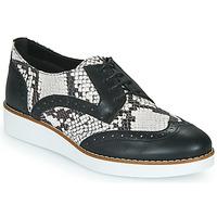 Zapatos Mujer Derbie André CAROU Beige