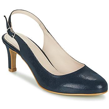 Zapatos Mujer Zapatos de tacón André POMARETTE Marino