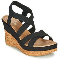 Zapatos Mujer Sandalias André BEE Negro