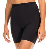textil Mujer Leggings Maidenform Faja-Short Moldeadora Negro