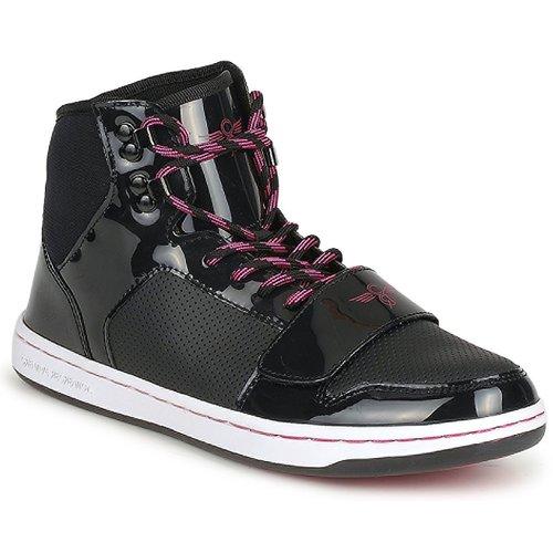 Zapatillas W Recreation Mujer Cesario Creative Zapatos Altas Negro D92WEHI