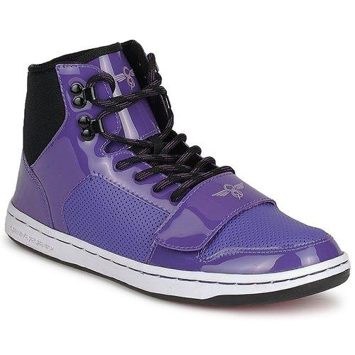 Zapatos Mujer Zapatillas altas Creative Recreation W CESARIO Violeta