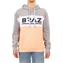 textil Sudaderas Braz Jersey & chalecos 120973TSH - Mujer gris