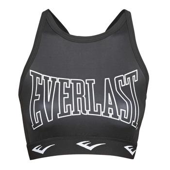 textil Mujer Sujetador deportivo  Everlast DURAN Negro / Blanco