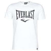 textil Hombre Camisetas manga corta Everlast EVL LOUIS SS TS Blanco