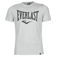 textil Hombre Camisetas manga corta Everlast EVL LOUIS SS TS Gris