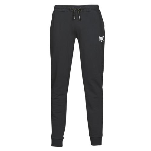 textil Hombre Pantalones de chándal Everlast PEP Negro