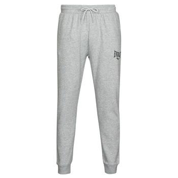 textil Hombre Pantalones de chándal Everlast JOG-ANTS-AUDUBON Gris