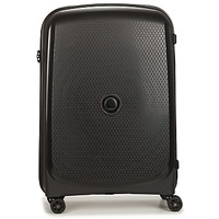 Bolsos Valise Rigide Delsey 72 CM 4 DOUBLE WHEELS TROLLEY CASE Negro