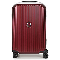 Bolsos Valise Rigide Delsey SECURITIME FRAME 55 CM DOUBLE WHEELS CABIN Rojo