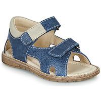 Zapatos Niño Sandalias Primigi 5410222 Azul / Gris