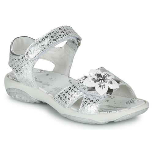 Zapatos Niña Sandalias Primigi 5383533 Plata
