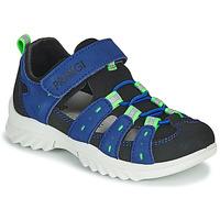 Zapatos Niños Sandalias de deporte Primigi 5371822 Azul / Negro