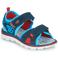 Zapatos Niño Sandalias Primigi 5392822 Marino / Azul / Rojo
