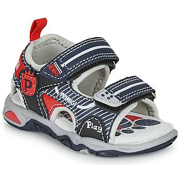 Zapatos Niño Sandalias Primigi 5450544 Marino / Rojo