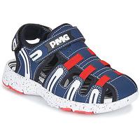 Zapatos Niño Sandalias de deporte Primigi 5461611 Marino / Rojo