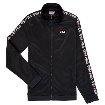 textil Niños chaquetas de deporte Fila FARA Negro