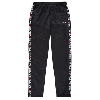 textil Niños Pantalones de chándal Fila FABIANO Negro