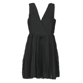textil Mujer Vestidos cortos Moony Mood MINIZIA Negro