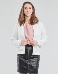textil Mujer Sudaderas Moony Mood CHUCK Blanco