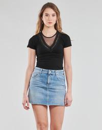 textil Mujer Tops / Blusas Moony Mood DALINA Negro