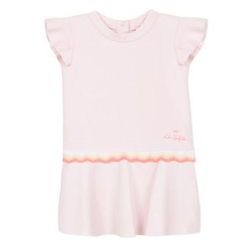 textil Niña Vestidos cortos Lili Gaufrette NARITTE Rosa