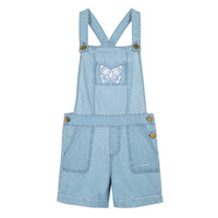 textil Niña Monos / Petos Lili Gaufrette NANYSSE Azul