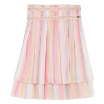 textil Niña Faldas Lili Gaufrette MIREILLE Multicolor