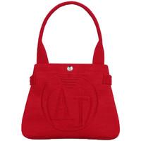 Bolsos Mujer Bolso para llevar al hombro Armani Jeans Bags Bolso Armani Jeans Rojo