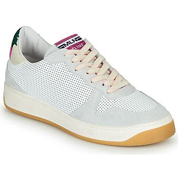 Zapatos Mujer Zapatillas bajas Meline GEYSON Blanco